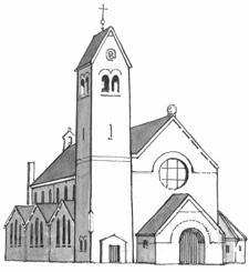 Kerkgebouw IJsselmuiden