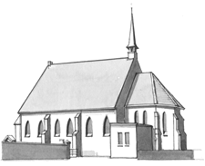 Kerkgebouw Hattem